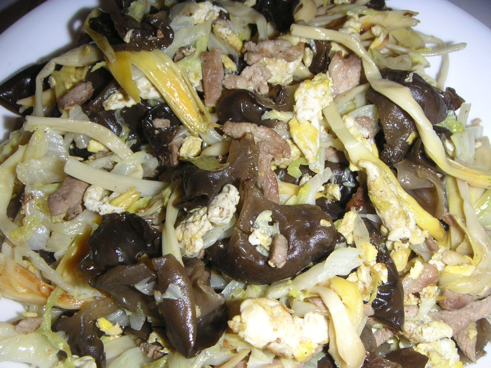 Moo shu pork - Wikipedia