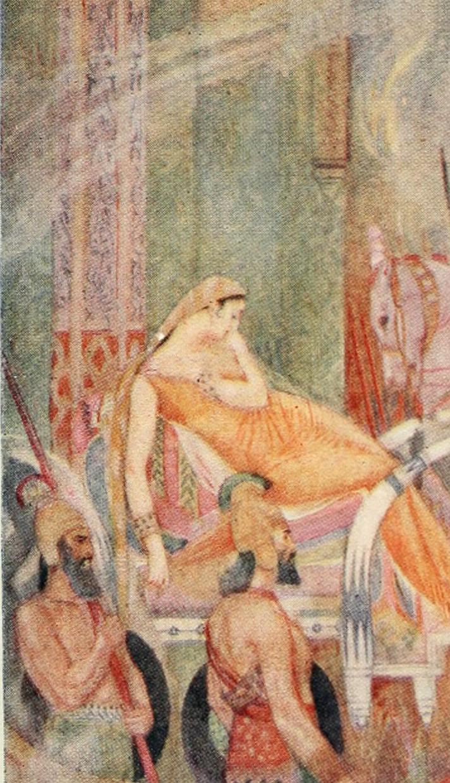 افسانه های بابلی و آشور (1916)