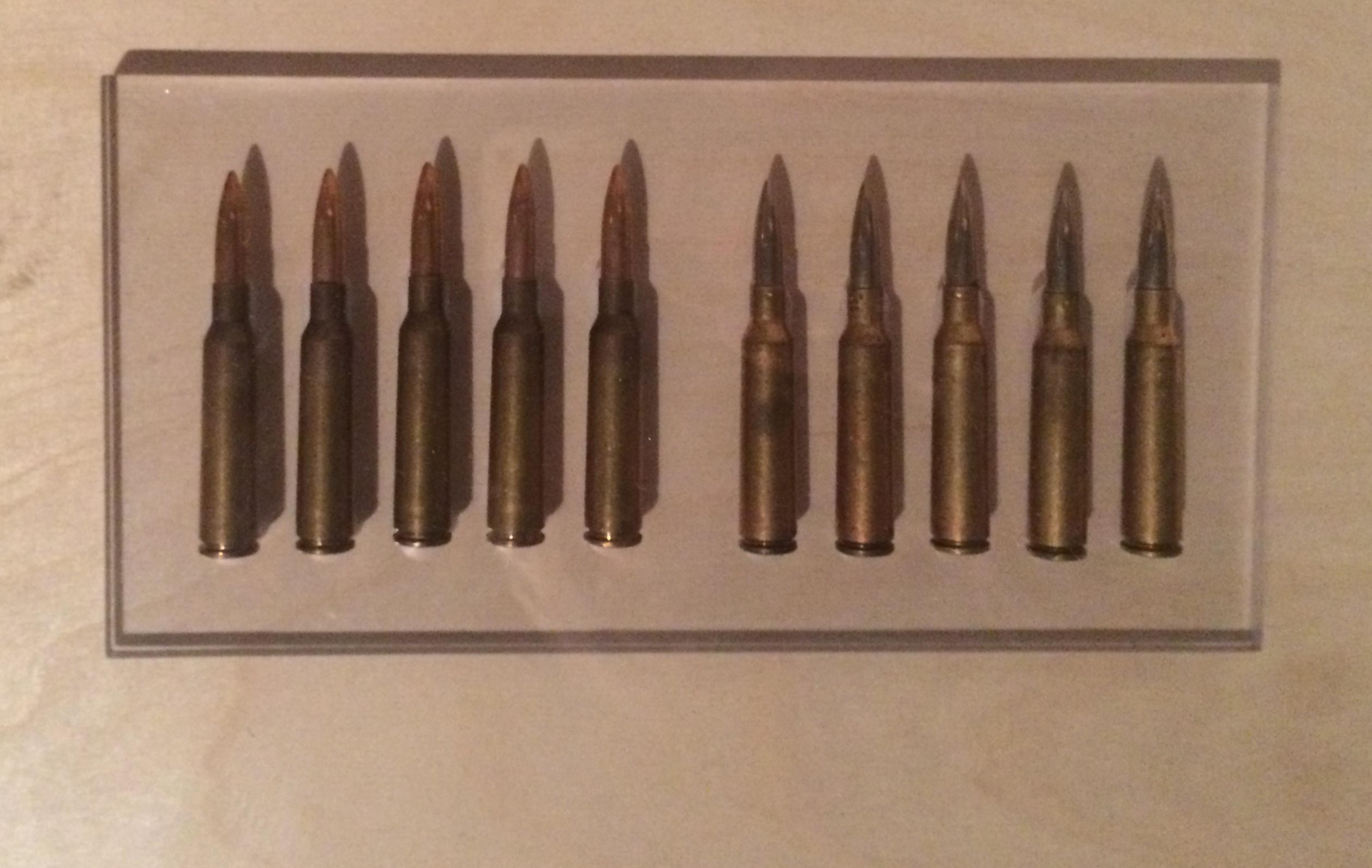 Chart Of Bullet Caliber Size: NTM bullets 1890 krag jörgensen 65 mm norway IMG 7467.JPG ,Chart