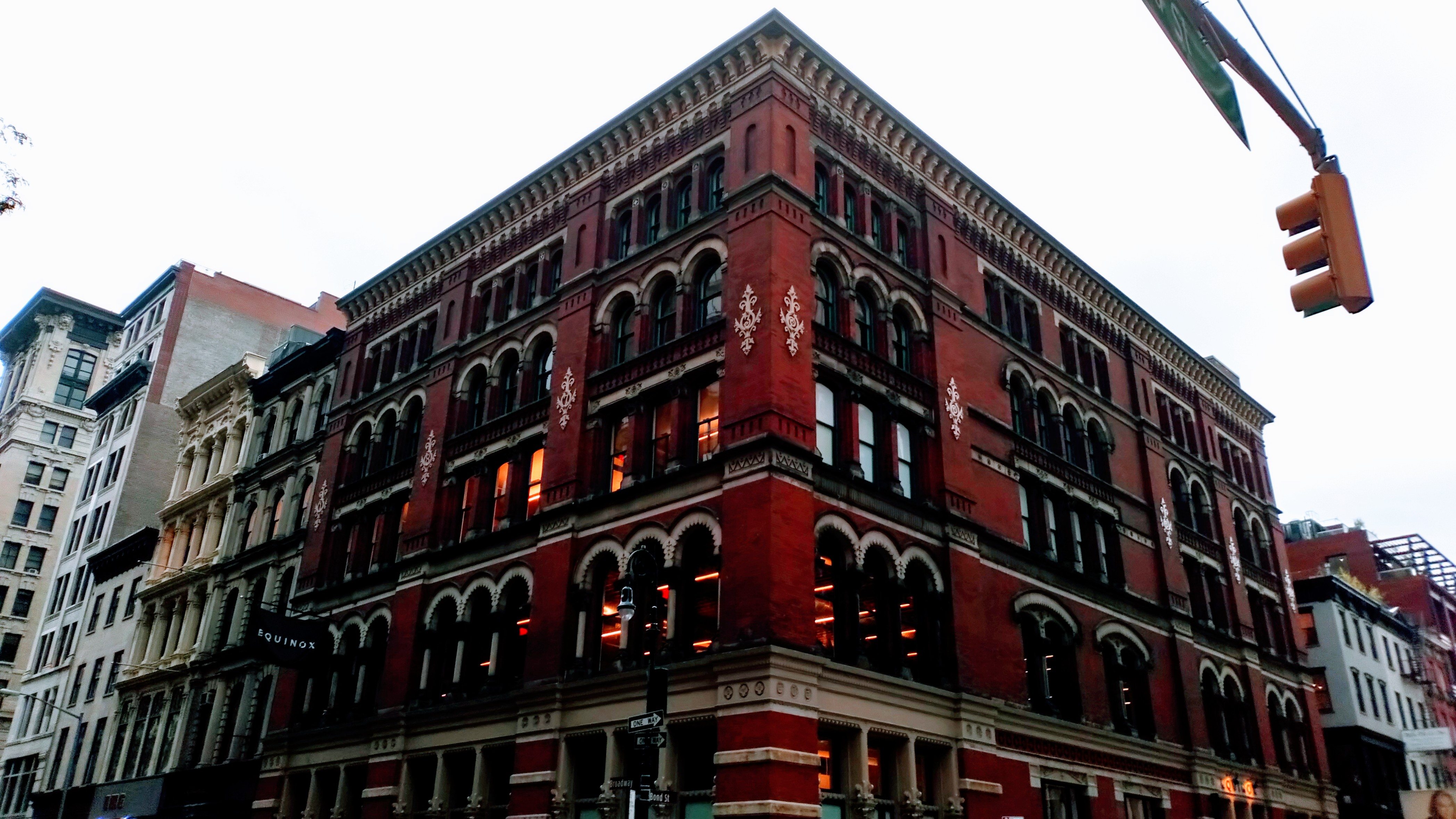 File:NYC - Bond street - Broadway Intersection - Equinox jpg
