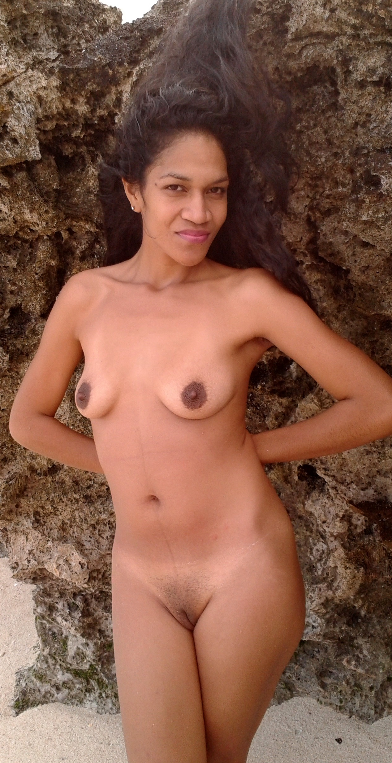 Beautiful woman hairy pussy