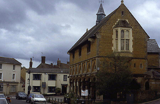 Old Market House - geograph.org.uk - 289012