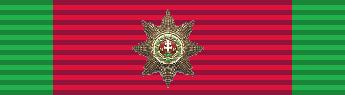 Кавалер Большого креста Королевского венгерского ордена Святого Стефана
