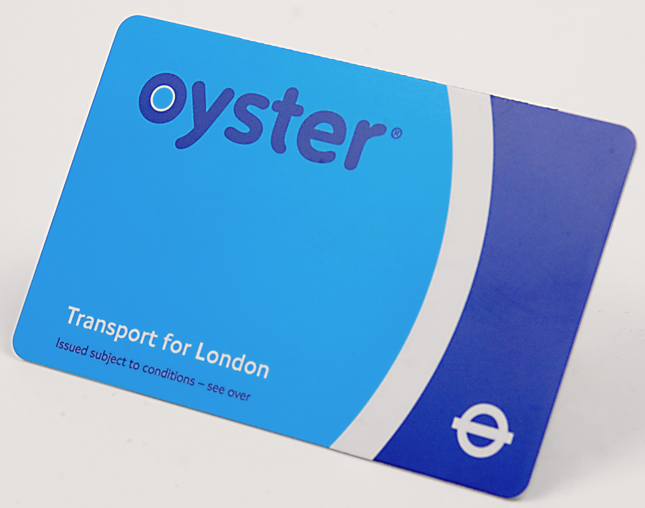 Oyster card - Wikiwand