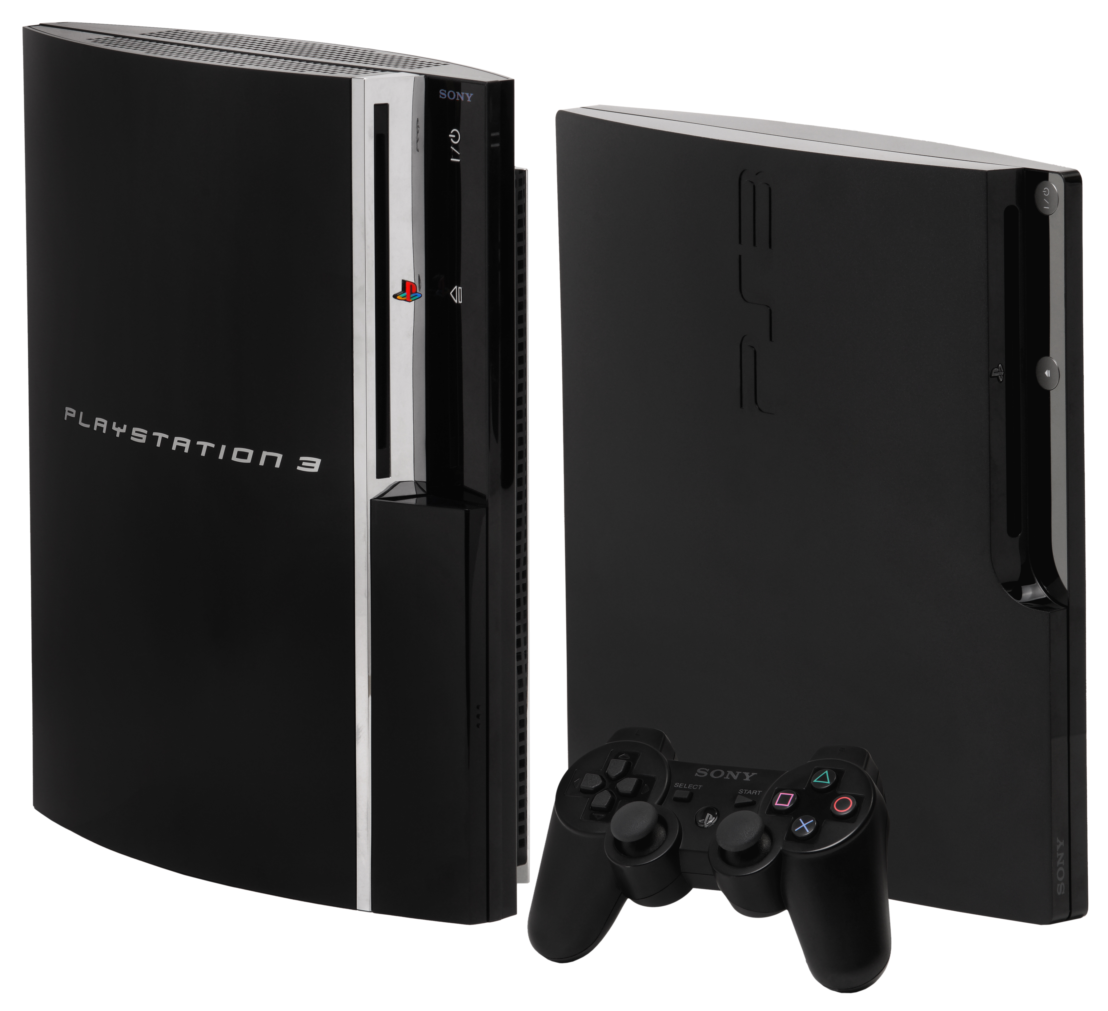 Description PS3 Consoles Set