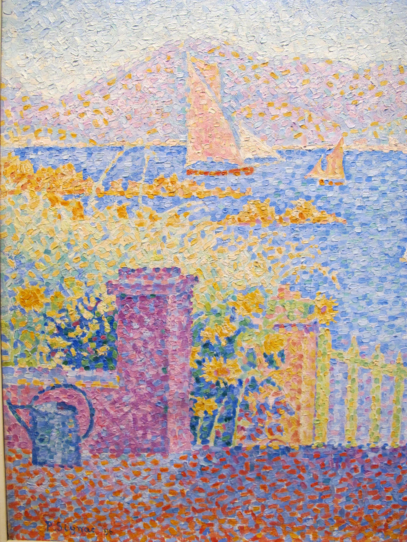 FilePaul Signac Porta Saint Tropez 03JPG Wikimedia