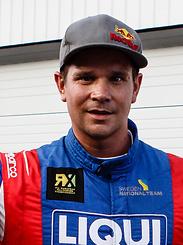 Peter Hedström (racing driver)