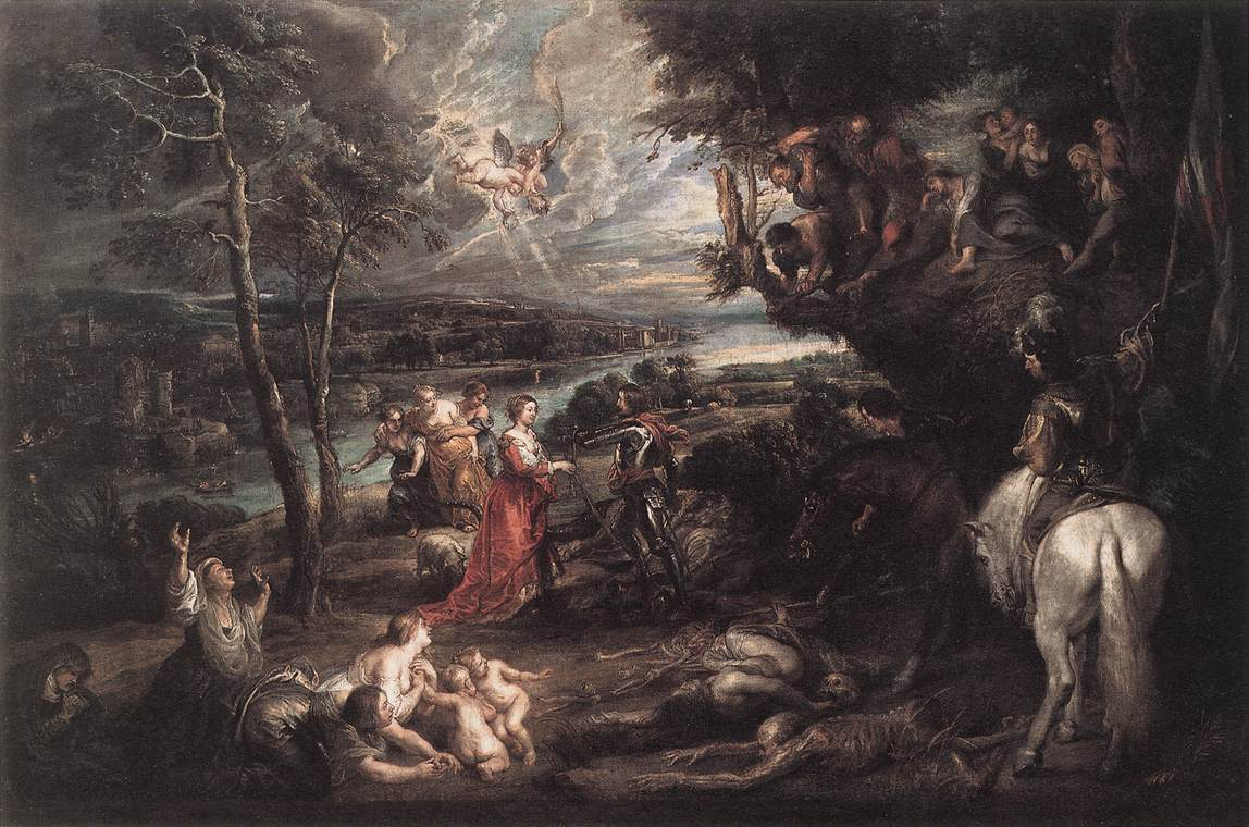 https://upload.wikimedia.org/wikipedia/commons/3/30/Peter_Paul_Rubens_-_Landscape_with_Saint_George_and_the_Dragon_-_WGA20401.jpg