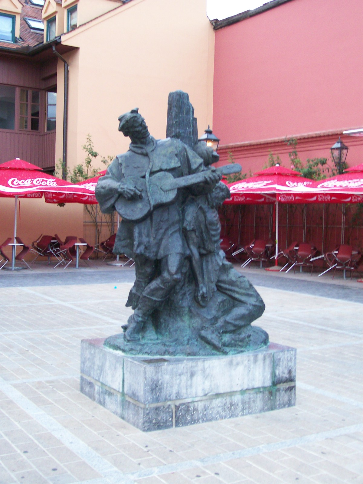 Statue Of Petrica Kerempuh Zagreb 2020 All You Need To Know