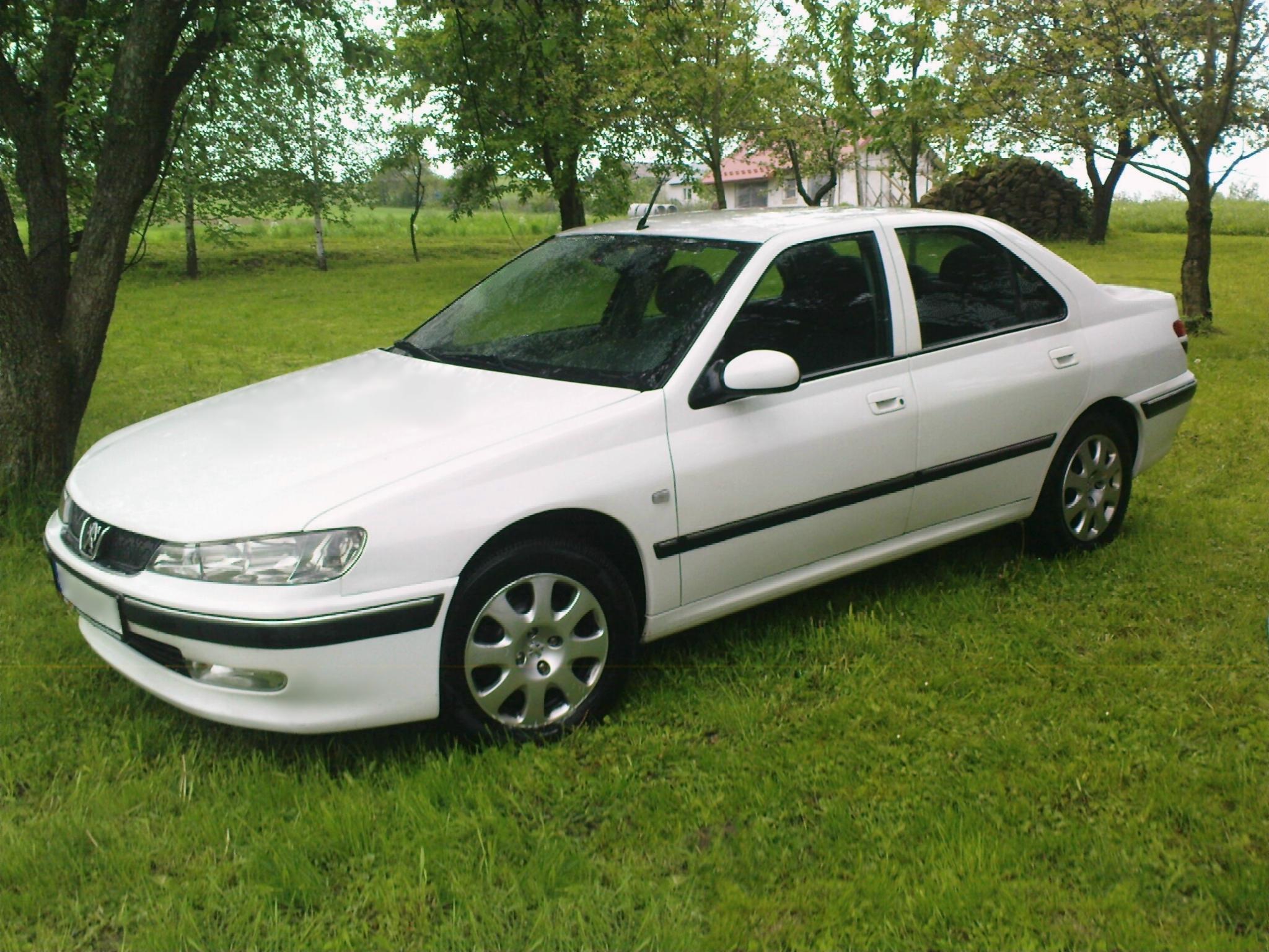 File:Peugeot 406 2003.jpg - Wikimedia Commons