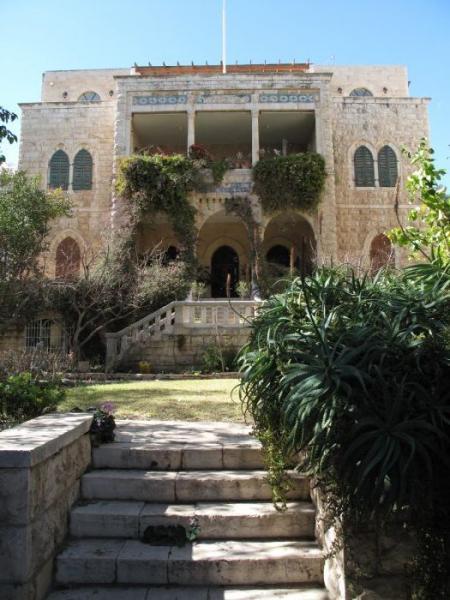 וילה הארון א-ראשיד בטלביה