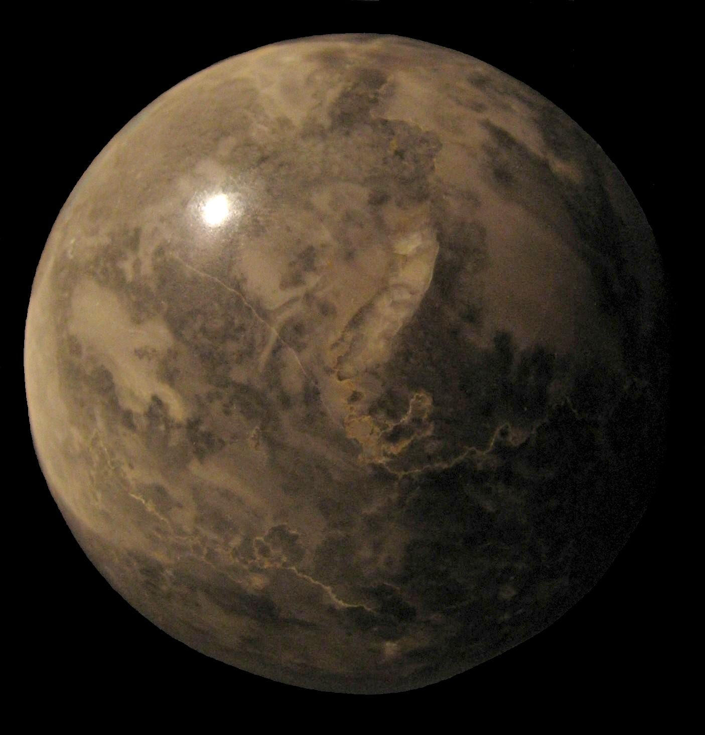Different Types of Earth-like Planets - Pics about space