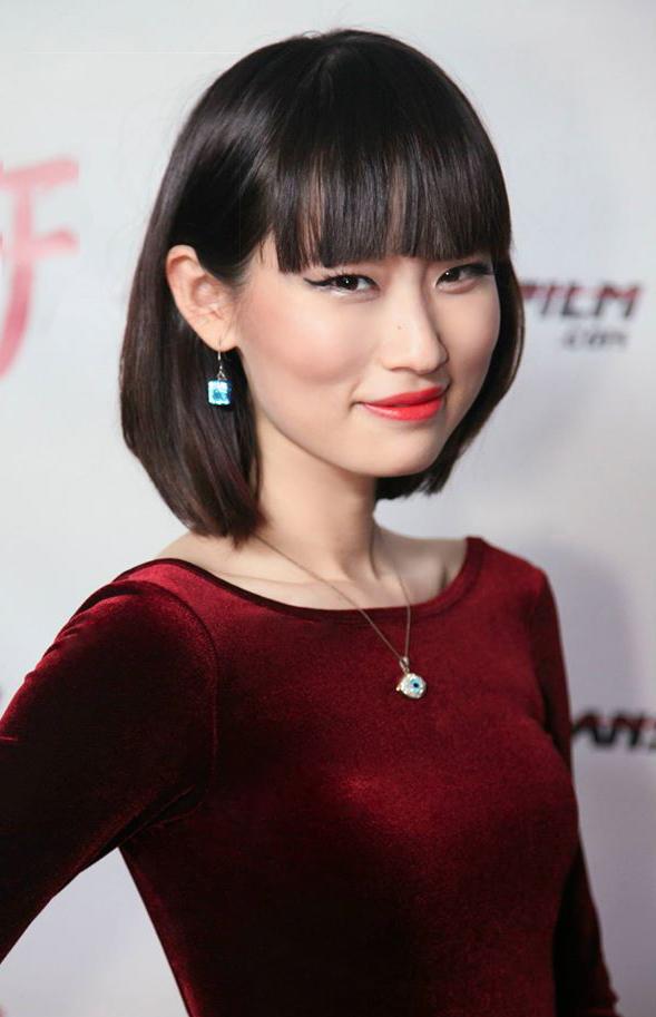 ran wei  actress