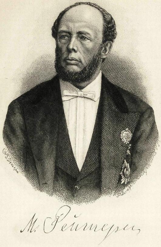 Рейтерн, Михаил Христофорович — Википедия