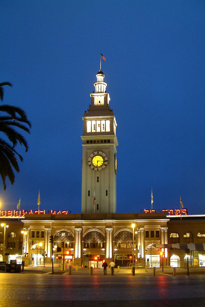 El Embarcadero (San Francisco) - Wikipedia, la ...