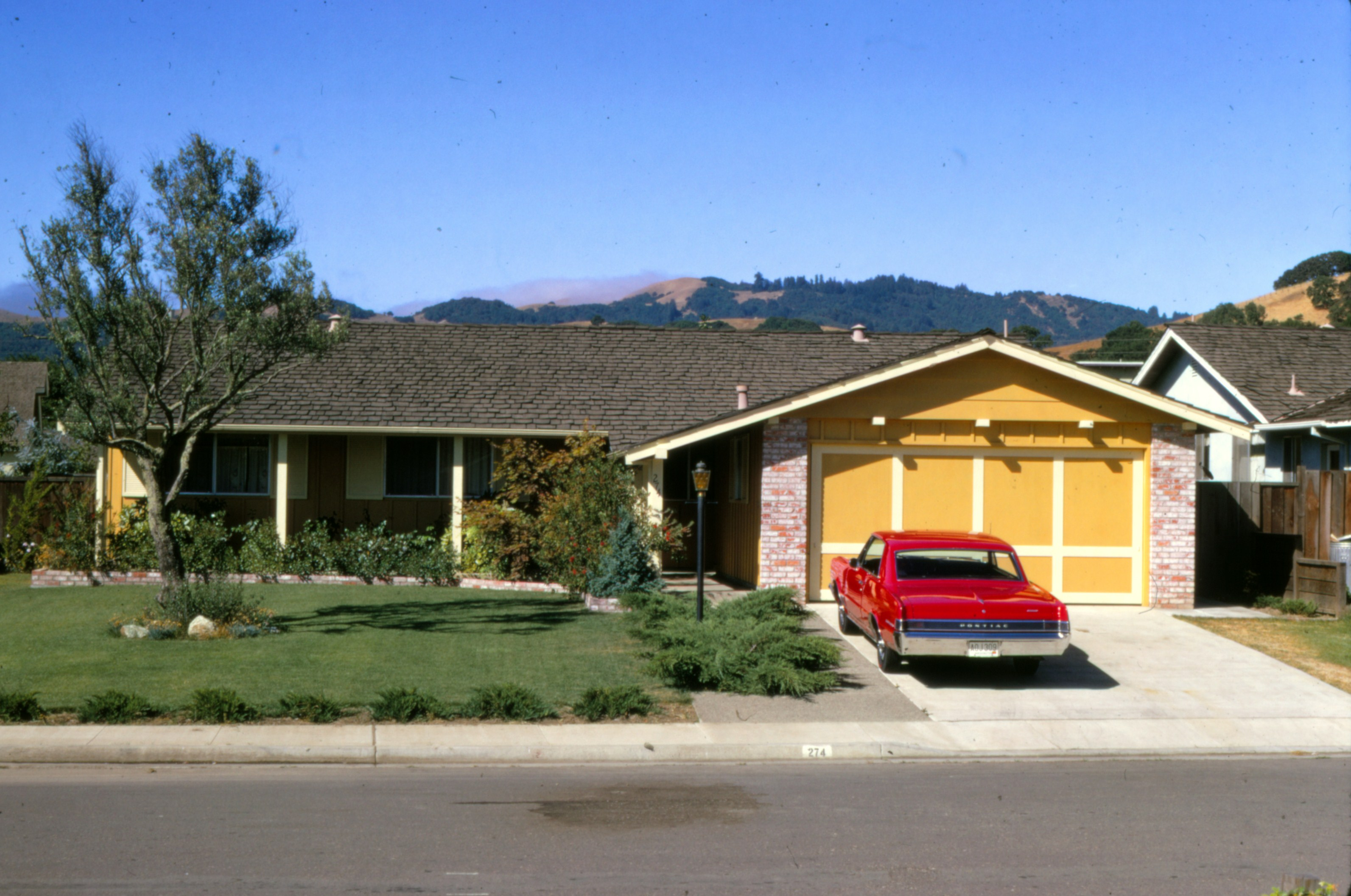 Norris Canyon Estates, San Ramon, CA