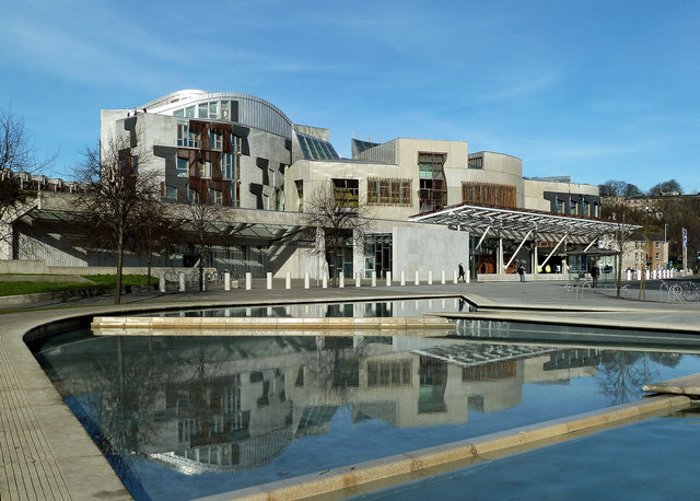 Scottish Parliament Building Wikipedia