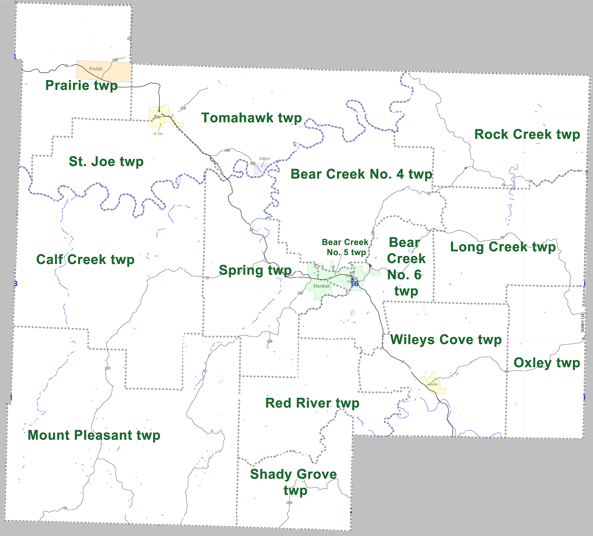 File:Searcy County Arkansas 2010 Township Map large.jpg - Wikimedia ...