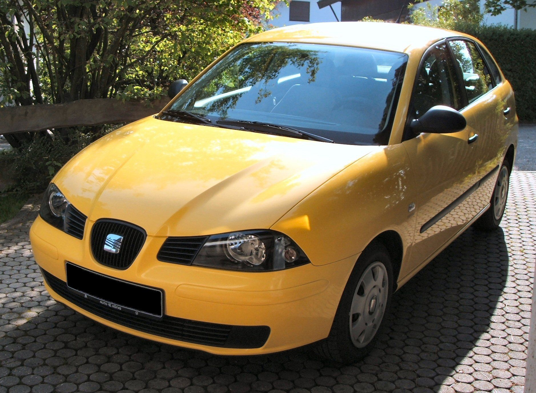 Seat ibiza 6l slot play slot for free fandeluxe Images