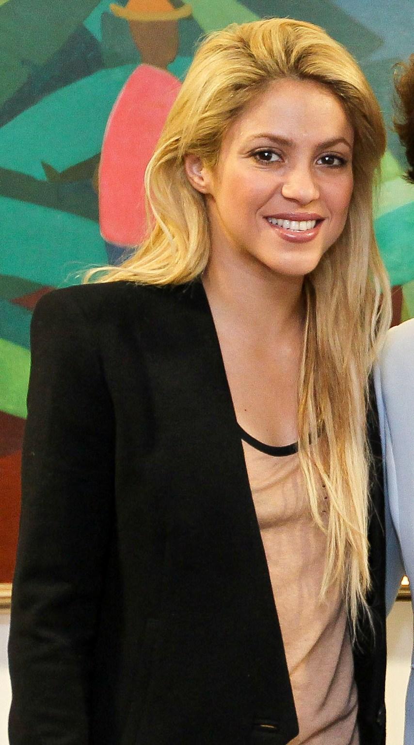 File:Shakira March 2011.jpg - Wikimedia Commons Shakira