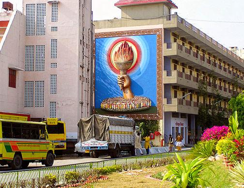 ShantiKunj Places to visit in Haridwar