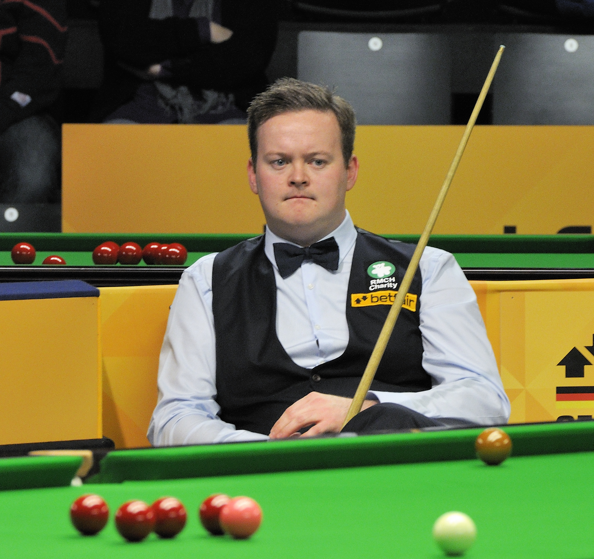 :Shaun Murphy at Snooker German Masters (DerHexer) 2013-01-30 05.jpg