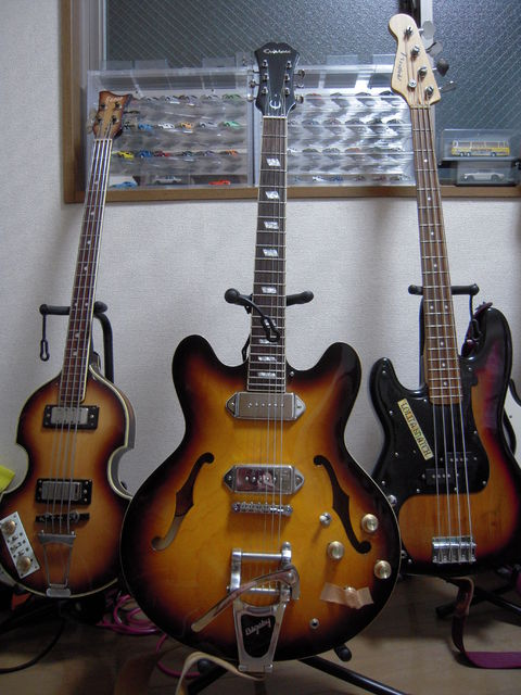 The Two Versions of the John Lennon Epiphone Casino