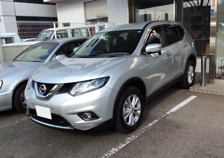 Nissan X-trail Generasi Ketiga