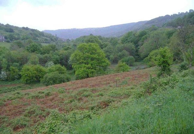 Sirhowy Valley Country Park, Wyllie - geograph.org.uk - 429487
