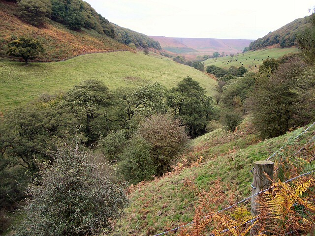 South of the Hole of Horcum - geograph.org.uk - 71014