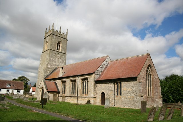 St.Nicholas' church, Askham - geograph.org.uk - 547108