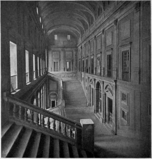File staircase in the alcazar of wikimedia for Escaleras toledo