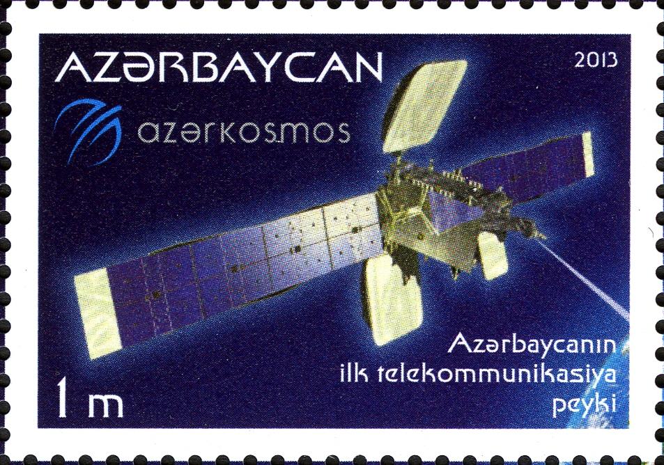 Azersat AzerSpace 46° E ve AzerSpace 2 45° E Uyduların...