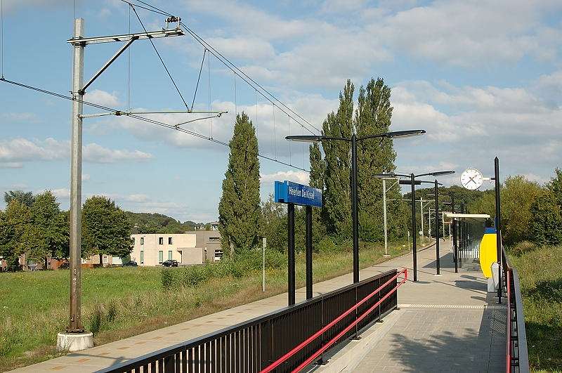 Heerlen De Kissel Railway Station Wikipedia