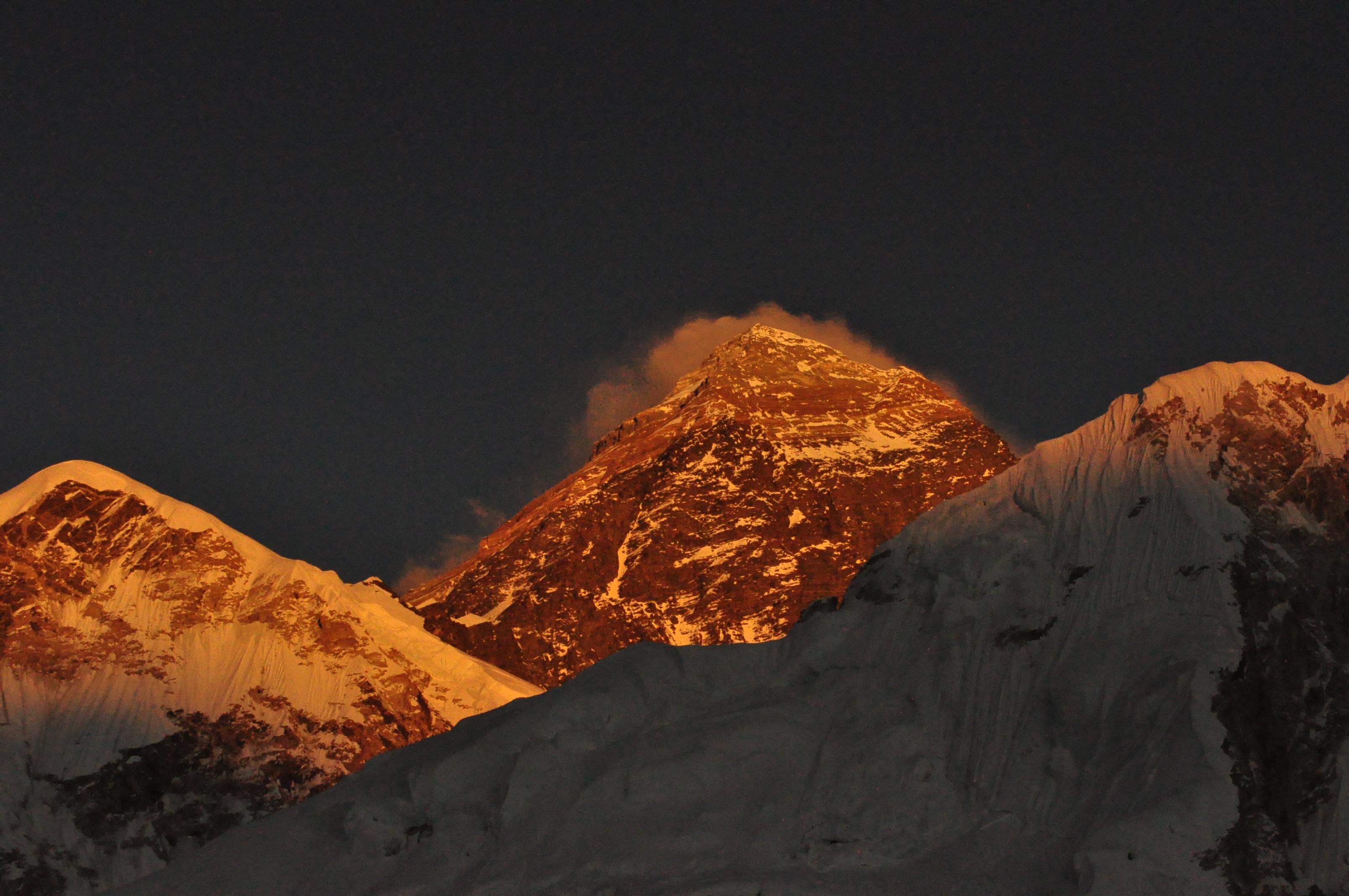 Sunny Everest