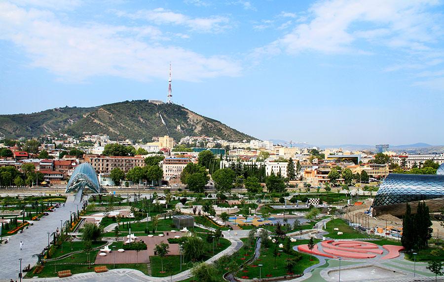 rike park Tbilisi