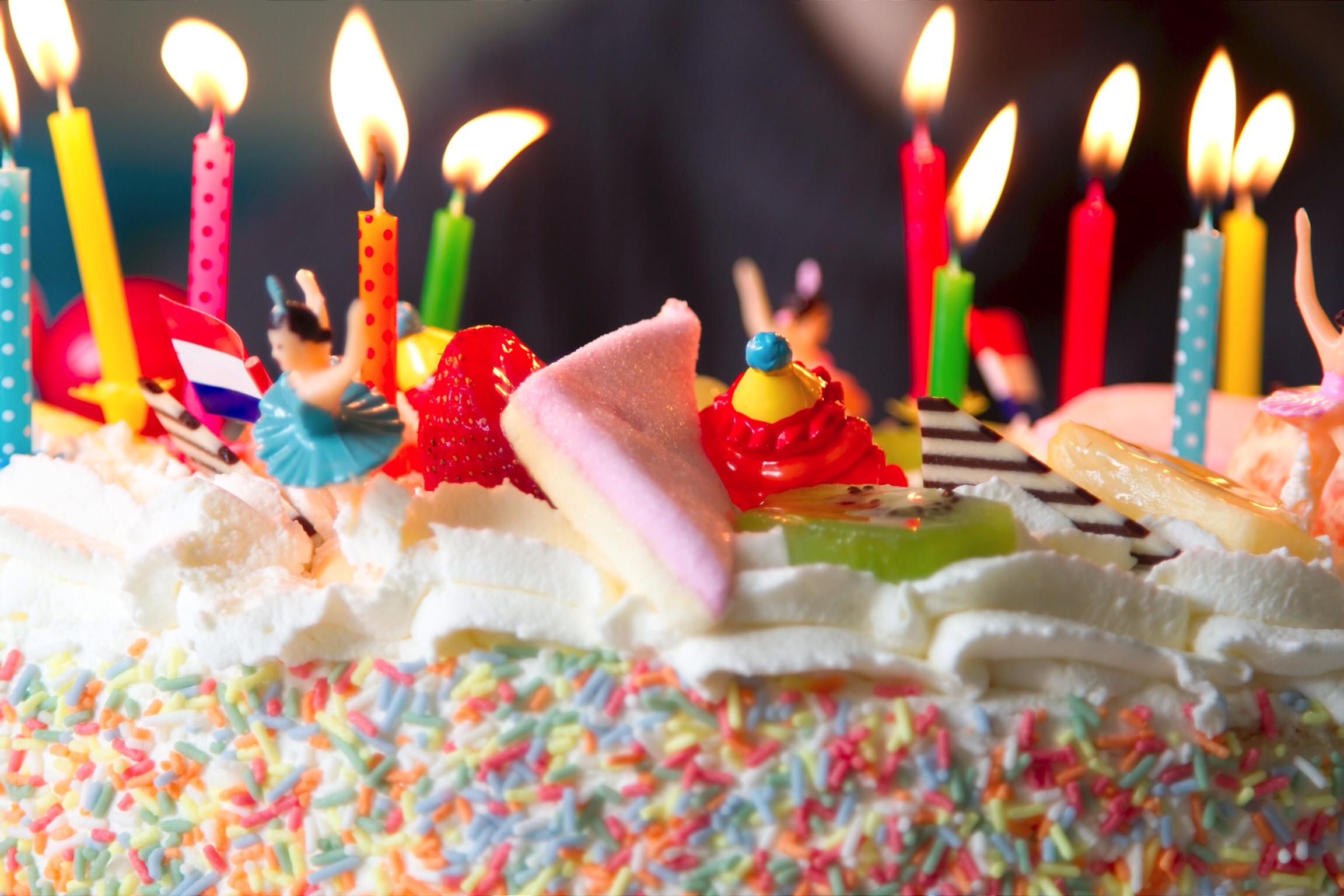 Birthday Cake Netherlands