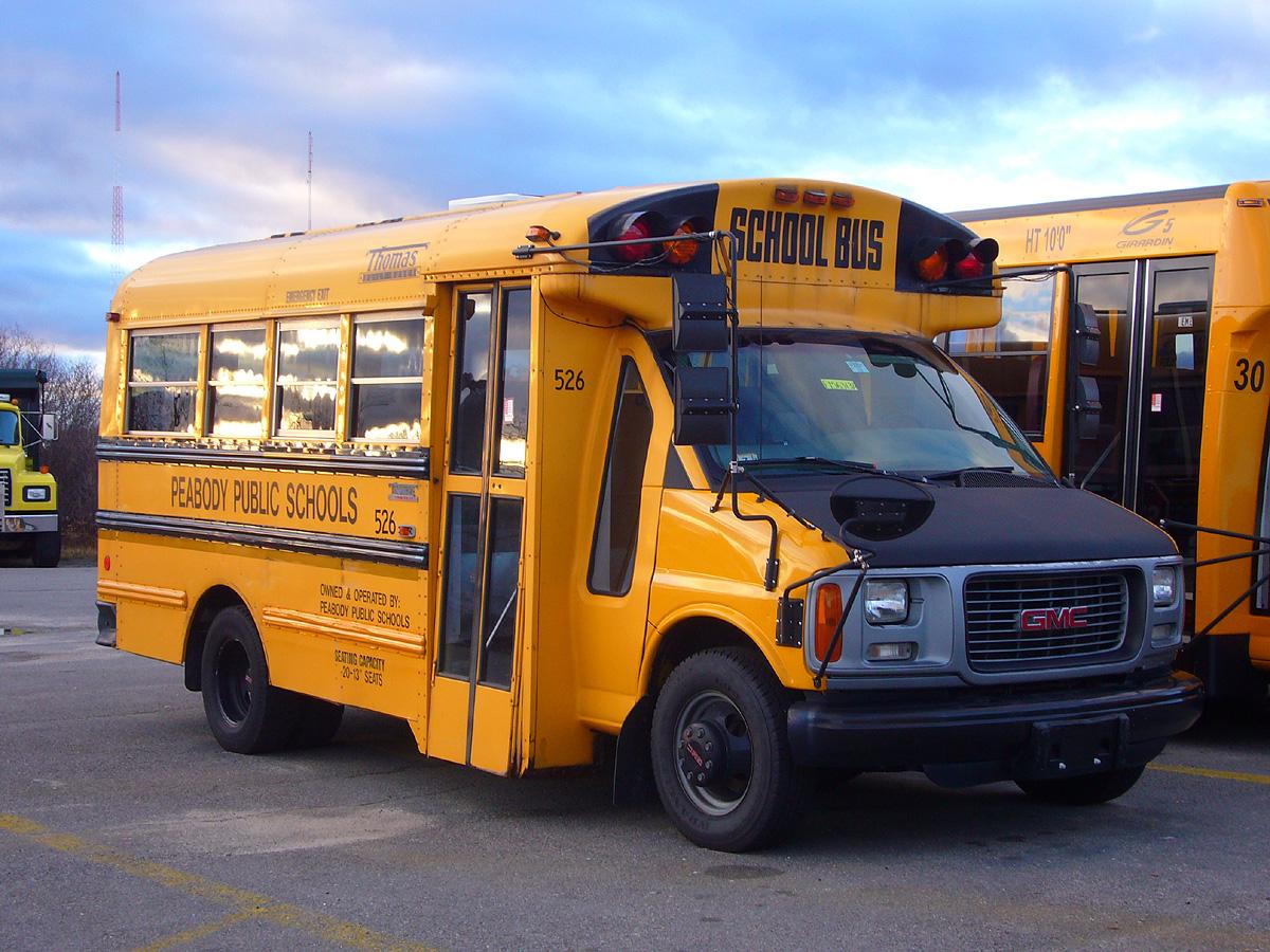 Minibus For Sale >> Thomas Minotour - Wikipedia