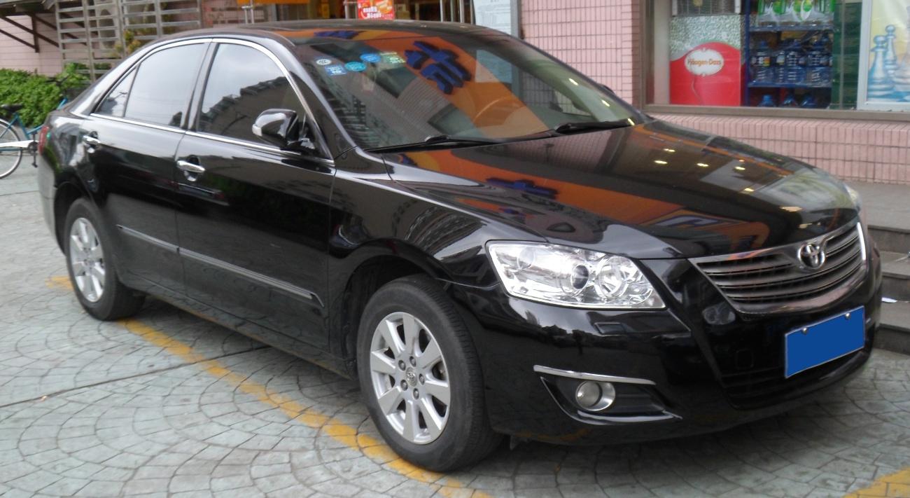 File Toyota Camry Xv40 China 2012 04 14 Jpg Wikimedia