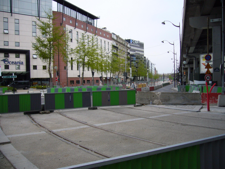 Travaux T2 - Porte de Versailles - 11-04-2009 - 18.jpg