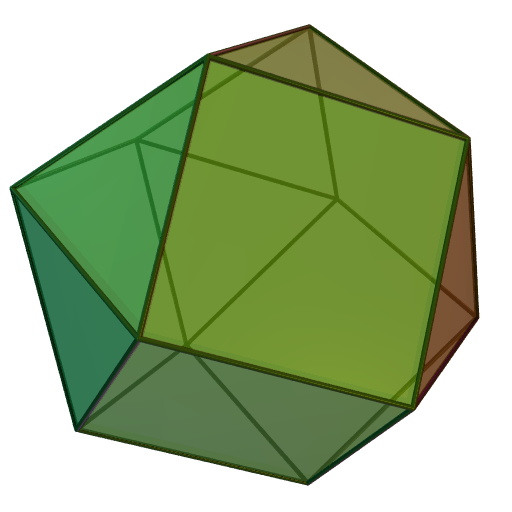 Triangular Orthobicupola Wikipedia
