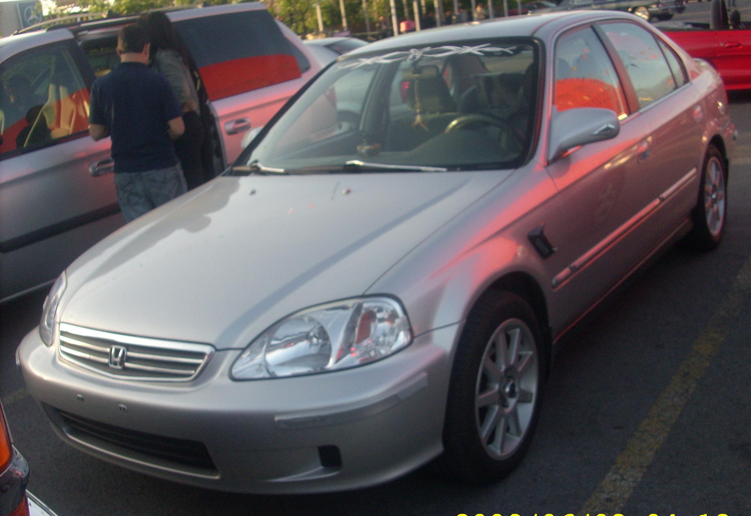99 Civic Sedan: File:Tuned '99-'00 Honda Civic Sedan (Orange Julep).JPG
