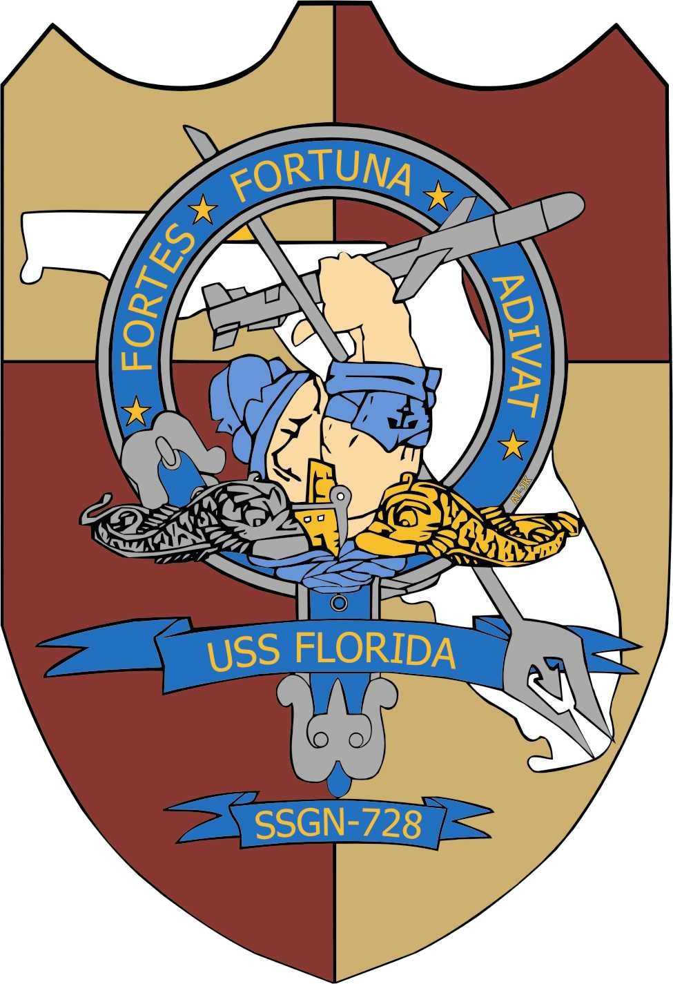 the uss florida This post was written by rear admiral barry l bruner, commander submarine group ten, in anticipation of the homecoming of uss florida (ssgn 728) april 29.