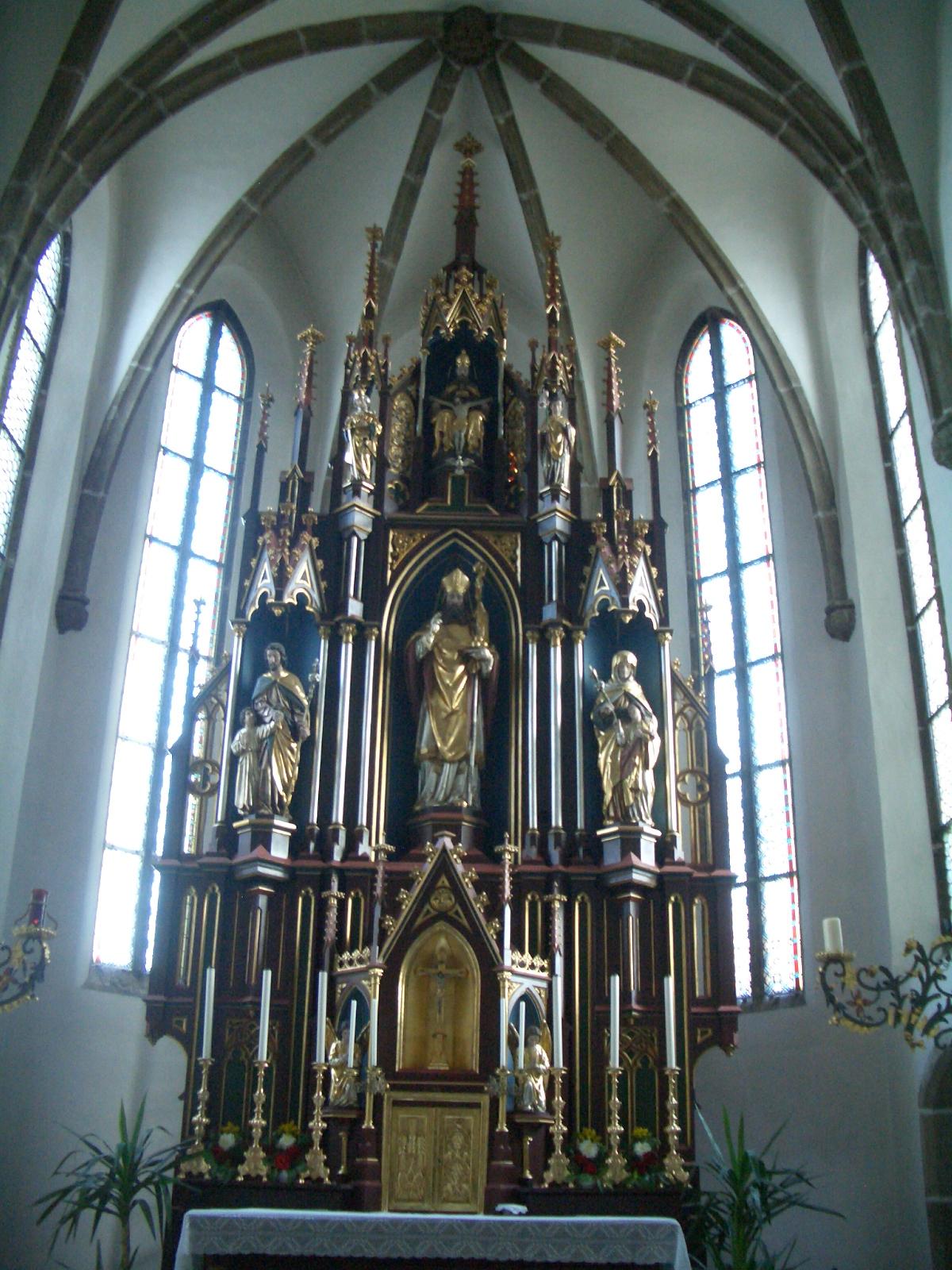 Unterweissenbach - Matricula Online