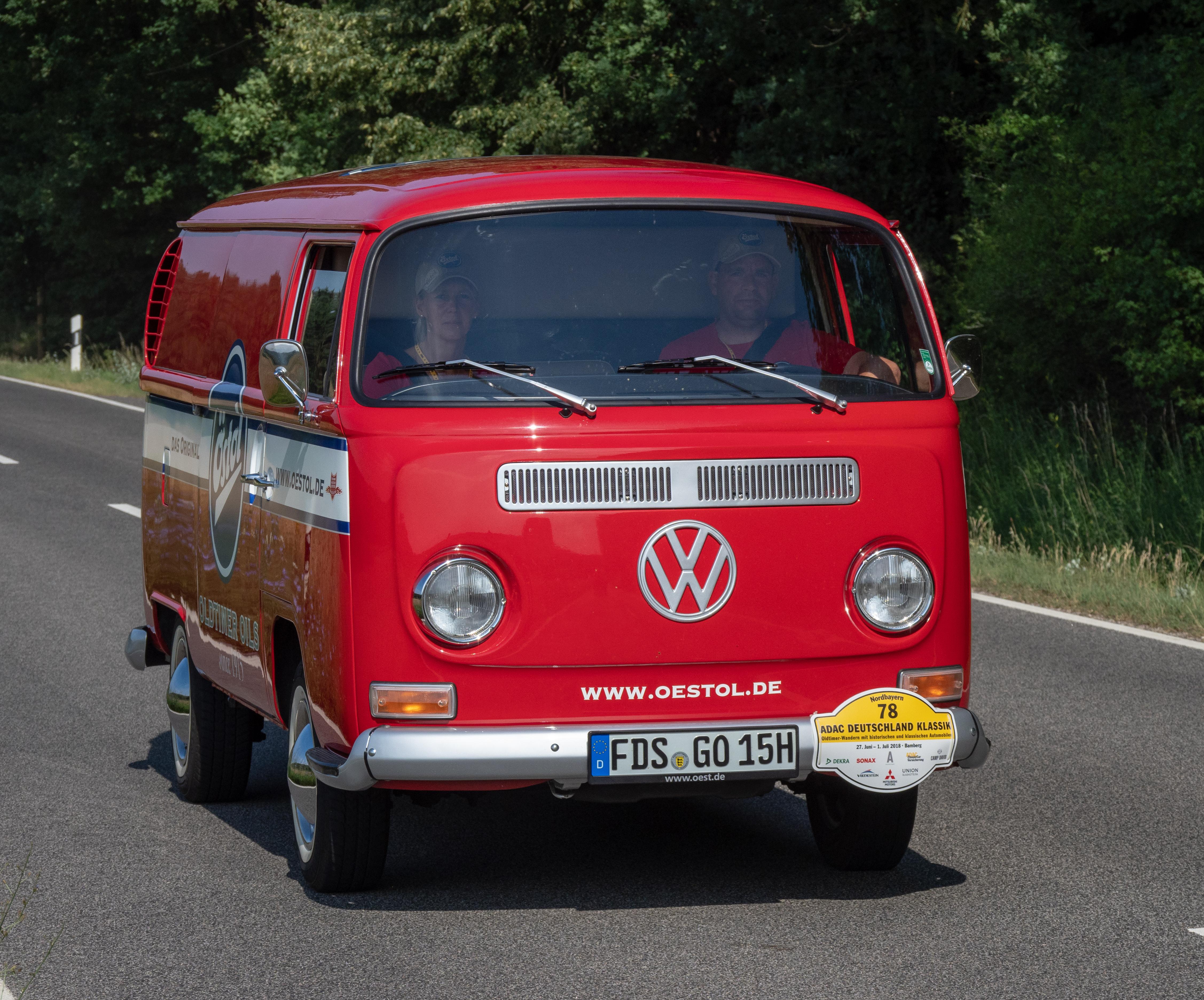 File:VW Bus T2 ADAC Deutschland Klassik 2018 P6280073 jpg