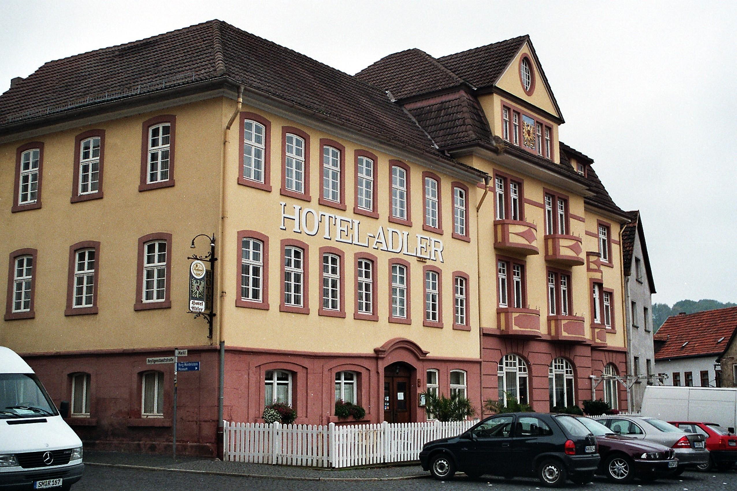 Hotel Adler In Der Nahe Von Nurburg