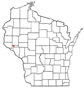 Waubeek, Wisconsin Town in Wisconsin, United States