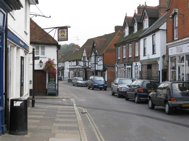 West Street, Midhurst - geograph.org.uk - 577872