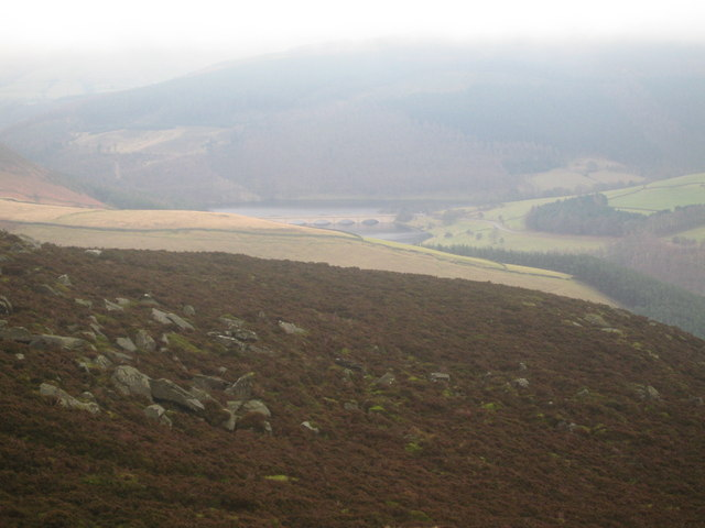White Tor on Derwent Edge - geograph.org.uk - 160742