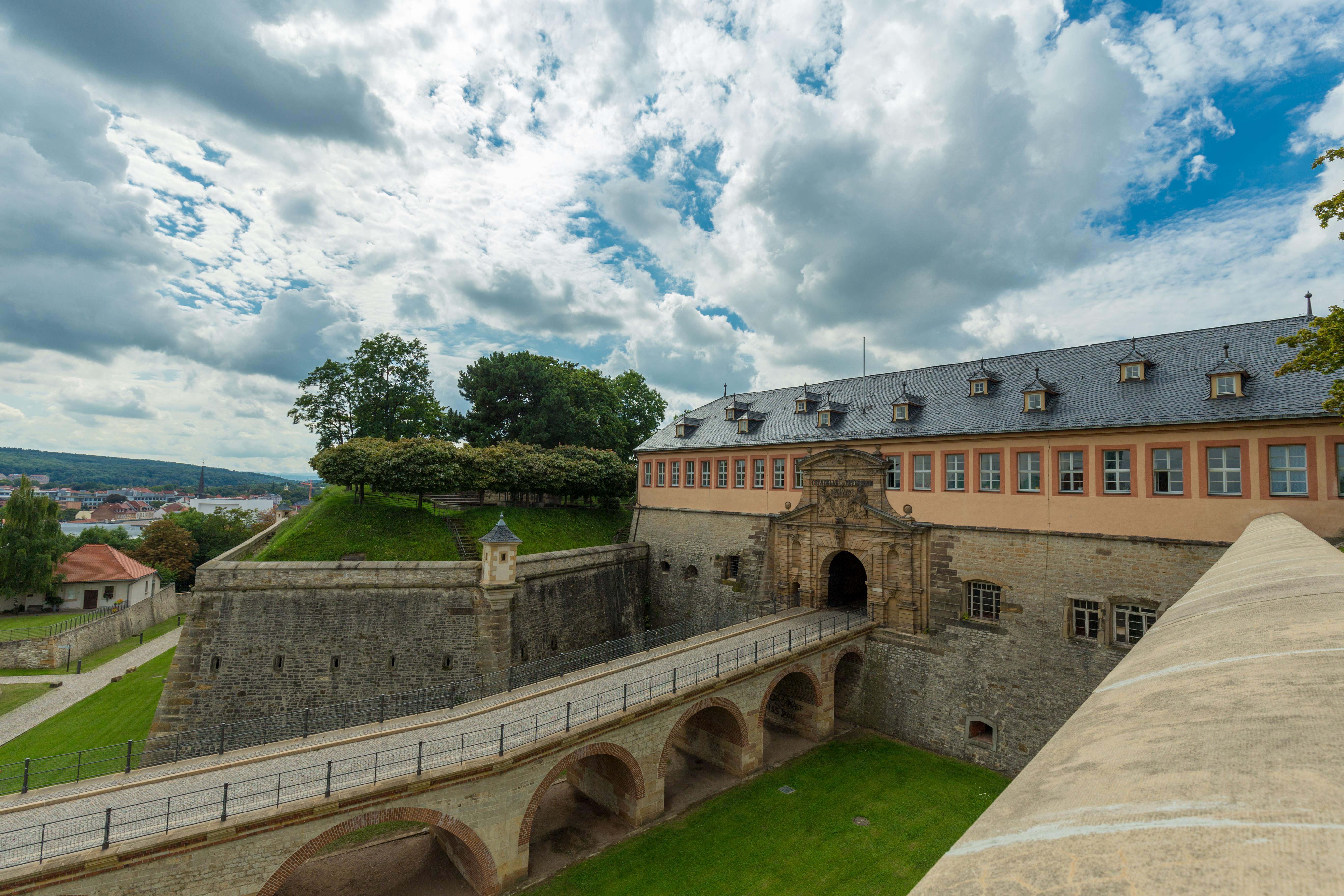 Zitadelle Petersberg in Erfurt 2014 - Foto von Eremeev